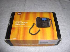 Telefono Celular De Escritorio, Motorola, Fx 805p