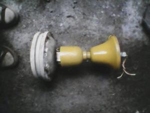 Ventilador Industrial De Techo Sin Control