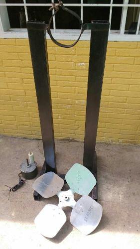 Ventilador Industrial Sin Protección (usado)