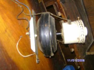 Ventilador Lampara De Techo,usado