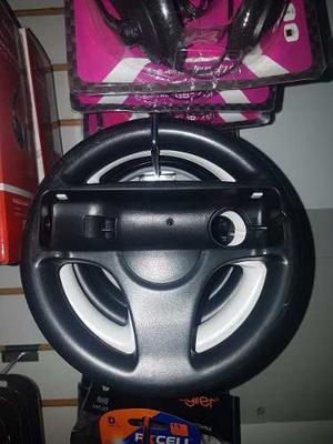 Volante Nintendo Wii Consola Wheel Mario Kart