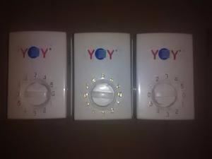 **selector (switch) 5 Velocidades Para Ventilador De Techo*