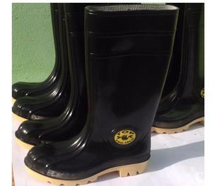 Botas de goma con Punta de Hierro talla 40