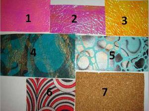 Calcomanias, Transfers, Stickers Para Uñas Con Textura
