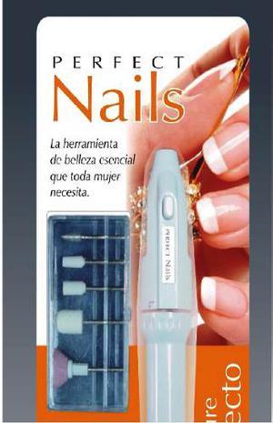 Dremel Para Uñas Portatil Nuevo Manicure Pedicure