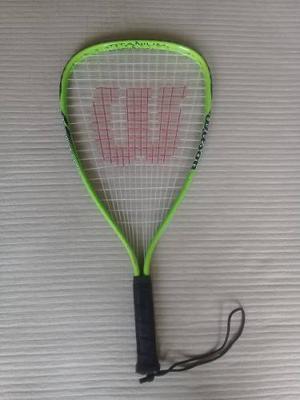 Par De Raquetas Racquetball Wilson Y Set De 3 Pelotas Wilson