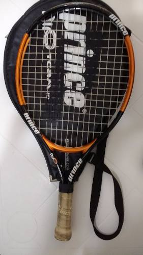 Raqueta De Tenis Para Niños Marca Prince Con Forro Poco Uso