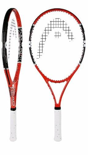 Raqueta De Tennis Head Flexpoint Radical Tour Mid Plus.