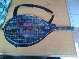 Raqueta De Tennis/tenis Wilson Rak Attak 23 Titanium
