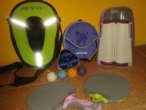 Raquetas De Ping-pong (profesionales)