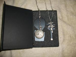 Reloj, Anillo y cadena Fullmetal Alchemist