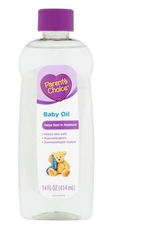 Aceite De Bebe Importado