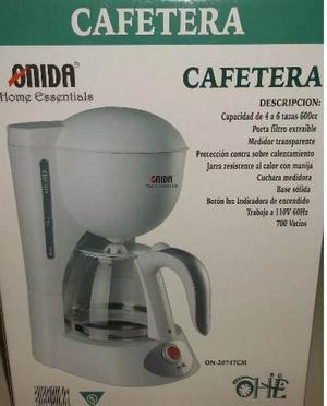 Cafetera Electrica 6 Tazas
