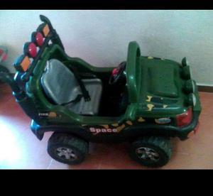 Carro De Batería Para Niños Usado