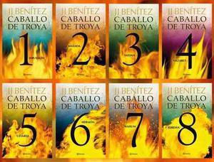 Colección De Libros Caballo De Troya