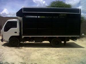 Jaula Trailer Npr Caballos Cactuscarrocerias Fabrica