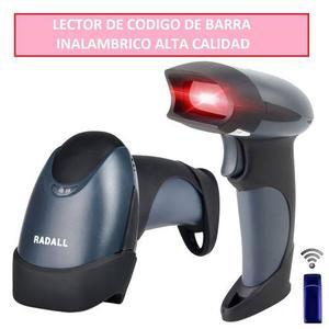 Lector Codigo De Barras Inalambrico O Con Cable Usb Scanner