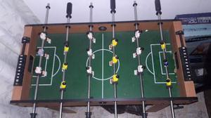 Mesa De Futbolito En Perfectas Condiciones 2 Pelotas