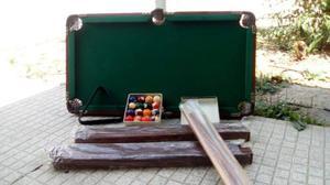 Mesa De Pool Infantil Poco Uso 90por50