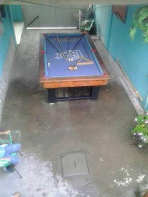 Mesa De Pool Vendo O Cambio