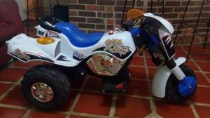 Moto Eléctrica Niños Perfecta