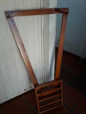 Porta Taquera De Pool En Madera