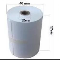 Rollos De Papel Para Punto De Venta 57mm X 40mm