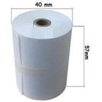 Rollos Termicos Para Punto De Venta 57x40 (paquete 10x1)