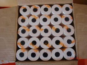 Rollos Térmicos Para Punto De Venta 57x40mm-blancos