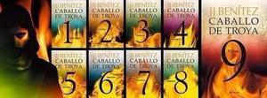 Saga Caballo De Troya - J.j. Benitez - 10 Libros En Pdf