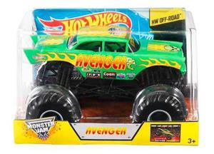 Super Coleccion Hot Wheels Monster Jam 1.24