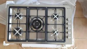 Tope De Cocina A Gas (teknogas) 5 Hornillas