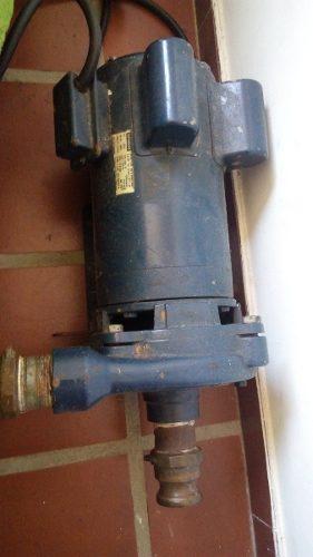 Vendo Bomba De Agua De 3 Caballos Marca Siemens