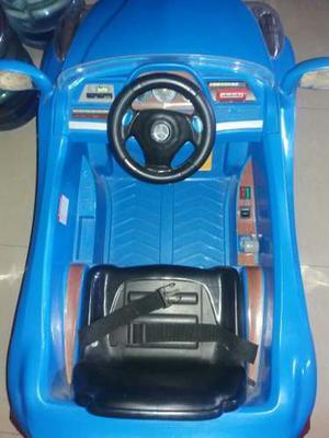 Vendo Carro Electrico Para Niños Como Nuevo