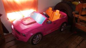 Vendo No Cambio Carro De Barbie Perfecto