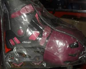Bellos Patines Lineales