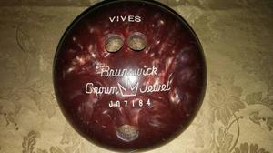 Bola De Bowling Brunswick Crown Jewel