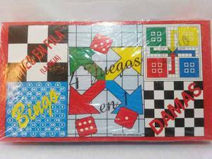 Juegos De Mesa Ludo, Bingo, Monopolio Nuevos !!!!