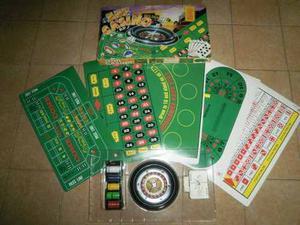 Juegos De Mesa Sudoku-palitoschinos-minidomino-minicasino