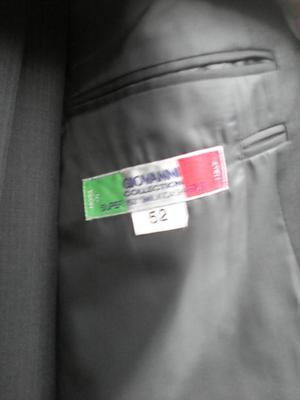 trajes para caballeros