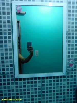 Soportes de espejo pared aluminio posot class - Amueblar piso entero barato ...