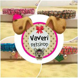 Fabulosos Collares Vaveri Para Perros Y Gatos