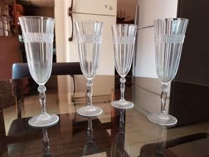 Copas y vasos de wisky crystal bohemia vargas posot class for Copas bohemia