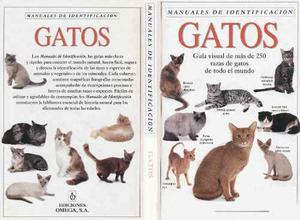 Manuales De Identificacion Gatos En Formato Digital Pdf