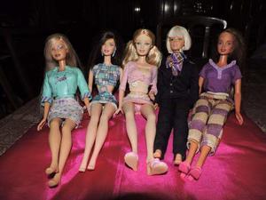 Muñecas Barbie Originales.