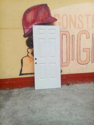 Puerta Principal 90x2