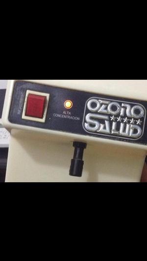 Purificador Ozono Salud