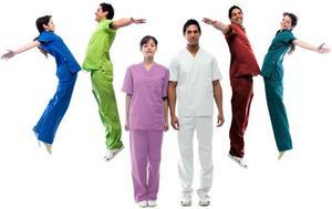 Uniformes Para, Médicos,enfermeras,maestras Entre Otros