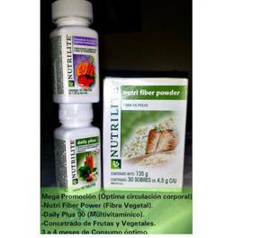 Ventas de Productos Naturales NUTRILITE de AMWAY