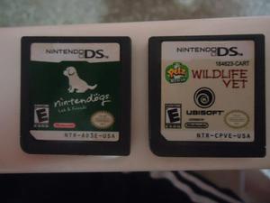 2 Juegos De Nintendo Ds